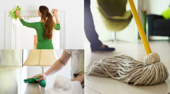10 trucchi per una pulizia facile e veloce per la tua casa for Costruisci la tua casa in california