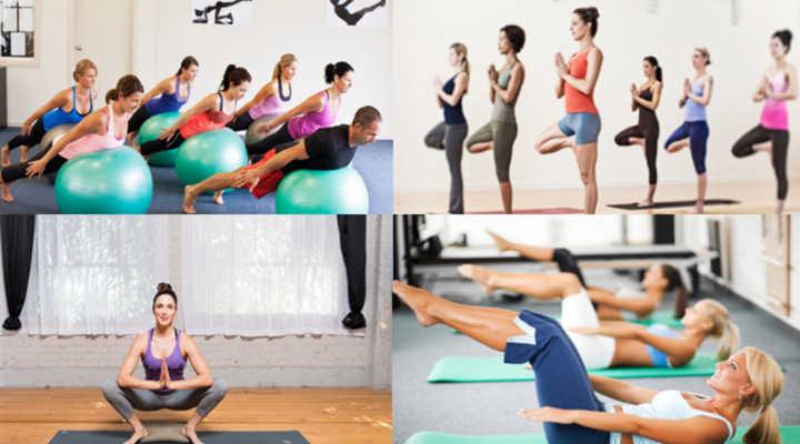 Benefici dello Yoga e del Pilates