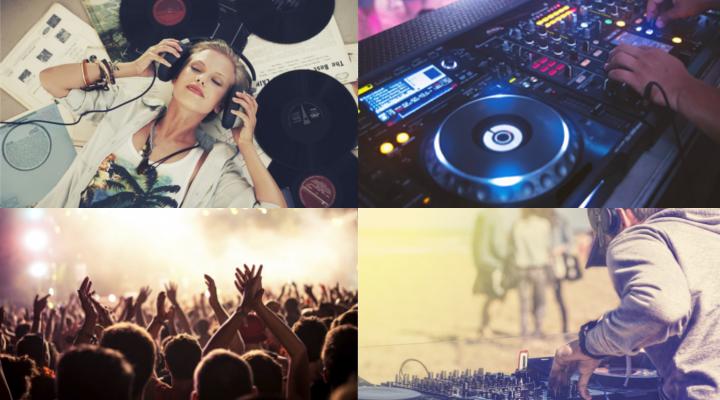 DJ professionista