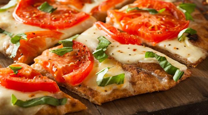 ricetta pizza dimagrire