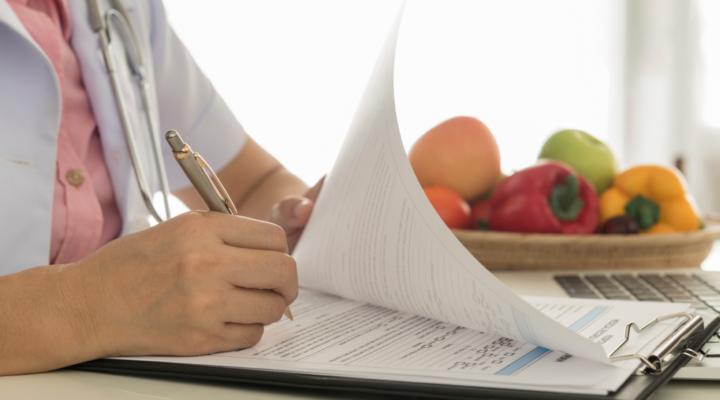 aprire uno studio di nutrizione