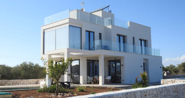 Quanto costa costruire una casa di 100mq for Quanto costa imbiancare casa