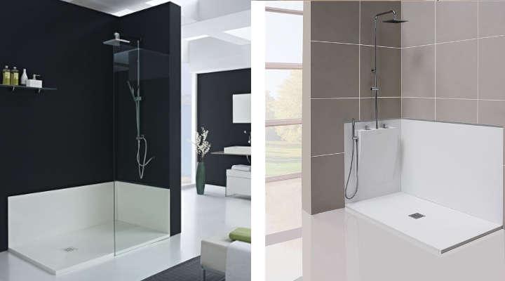 Vasca Da Bagno Verticale : 5 idee e vantaggi per sostituire la vasca da bagno con un piatto