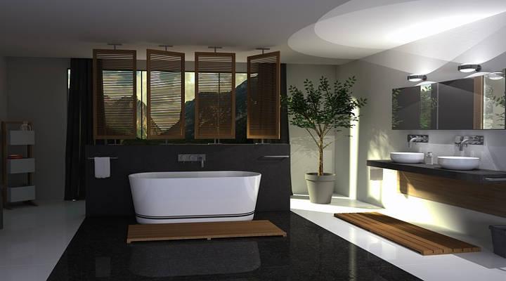Idee per ristrutturare il bagno. stili e decorazione 2019