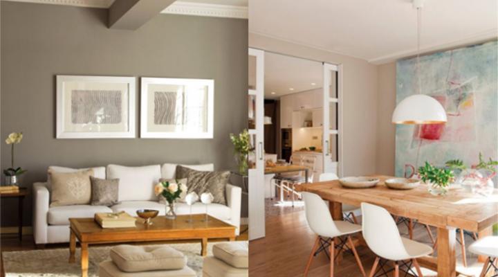 Quanto costa dipingere una sala da pranzo