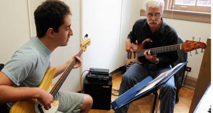 come diventare insegnante di chitarra
