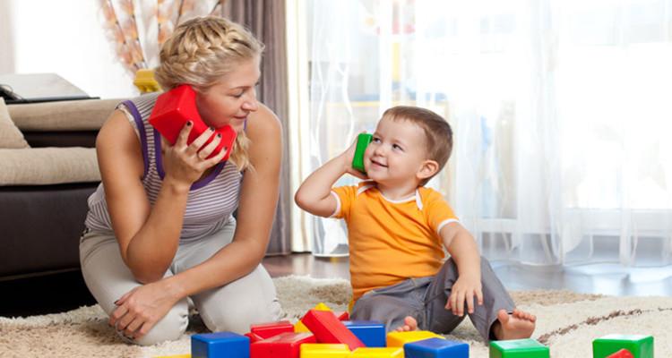 diventare babysitter madrelingua inglese